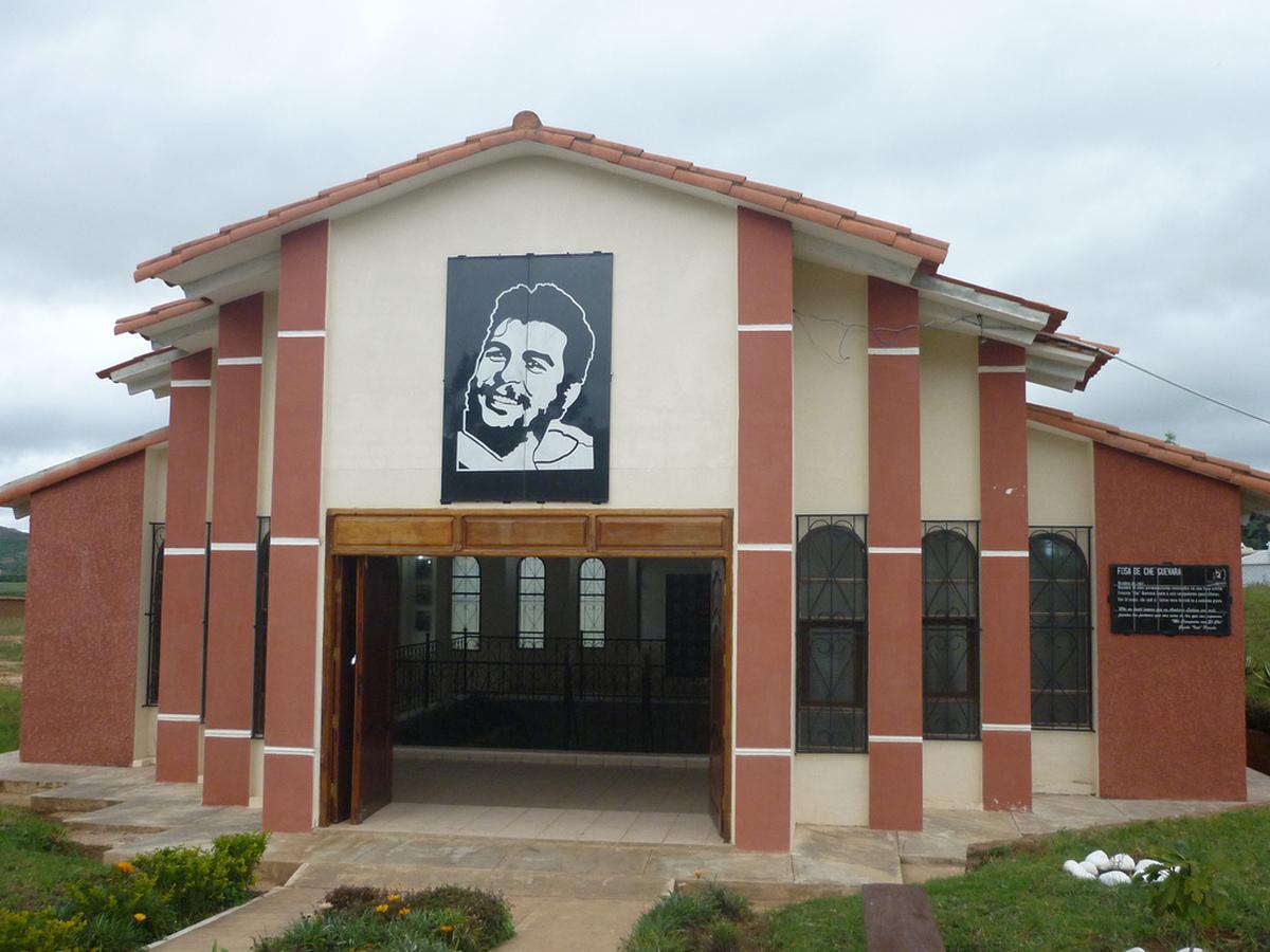 Vallegrande, Che