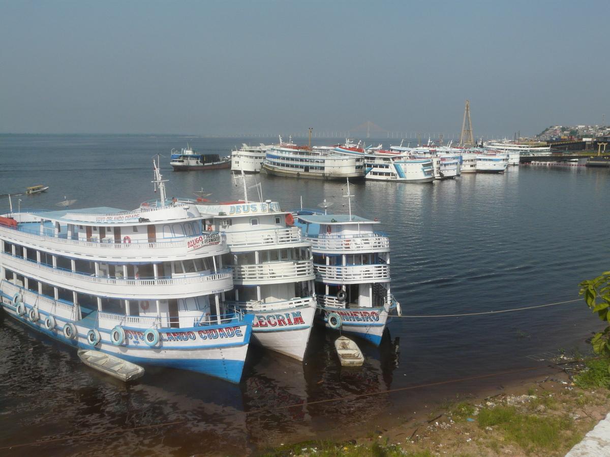 Brasilien, Manaus
