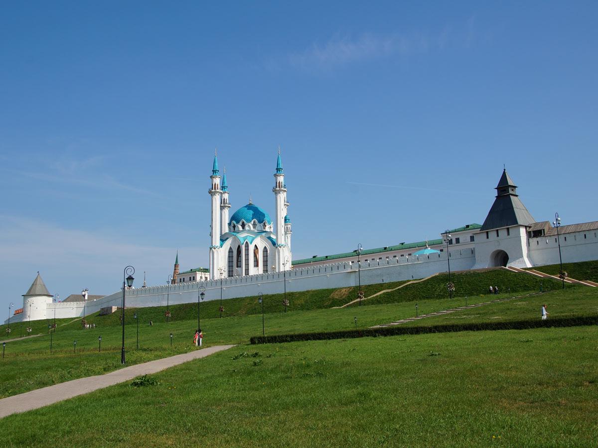 Kasan, Russland