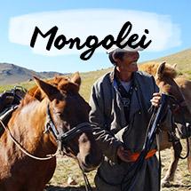 Mongolei, puriy