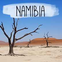 Namibia, puriy
