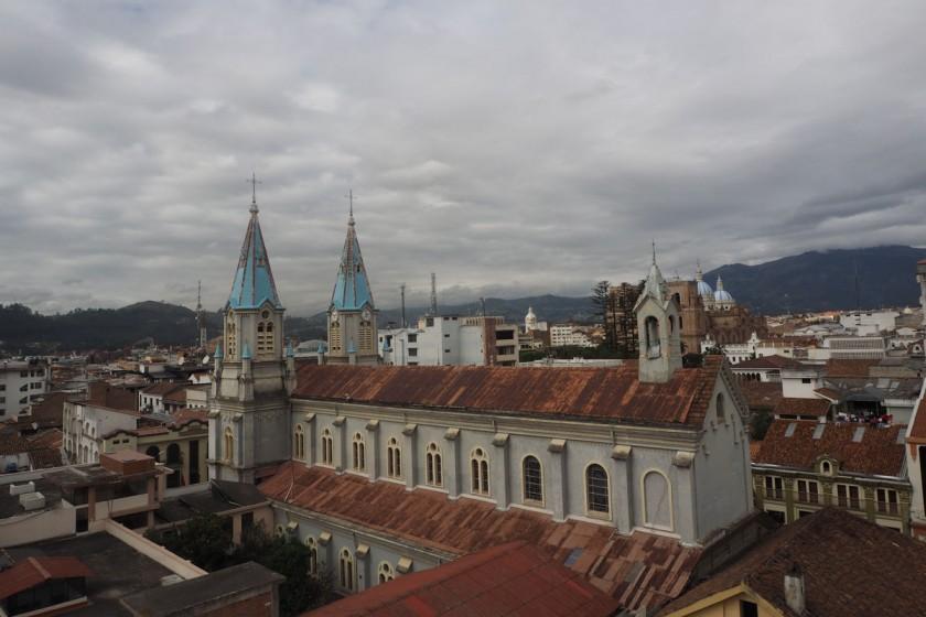 Hotel El Presidente, Cuenca Ecuador