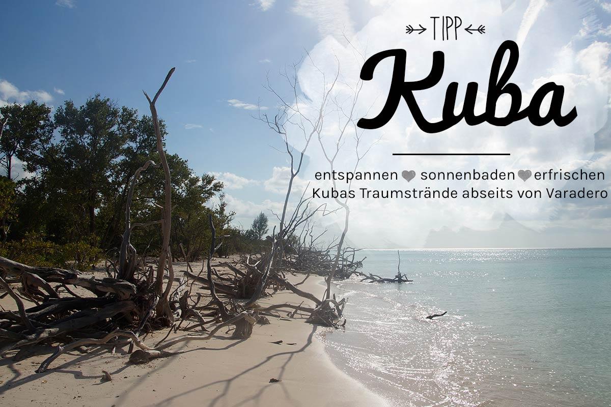 Kuba Strandtest, puriy, Reiseblogger