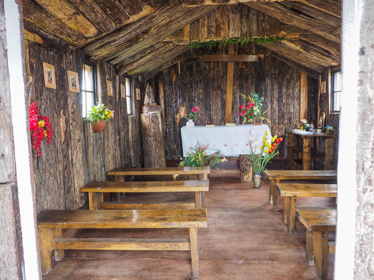 Kapelle auf Kap Hoorn
