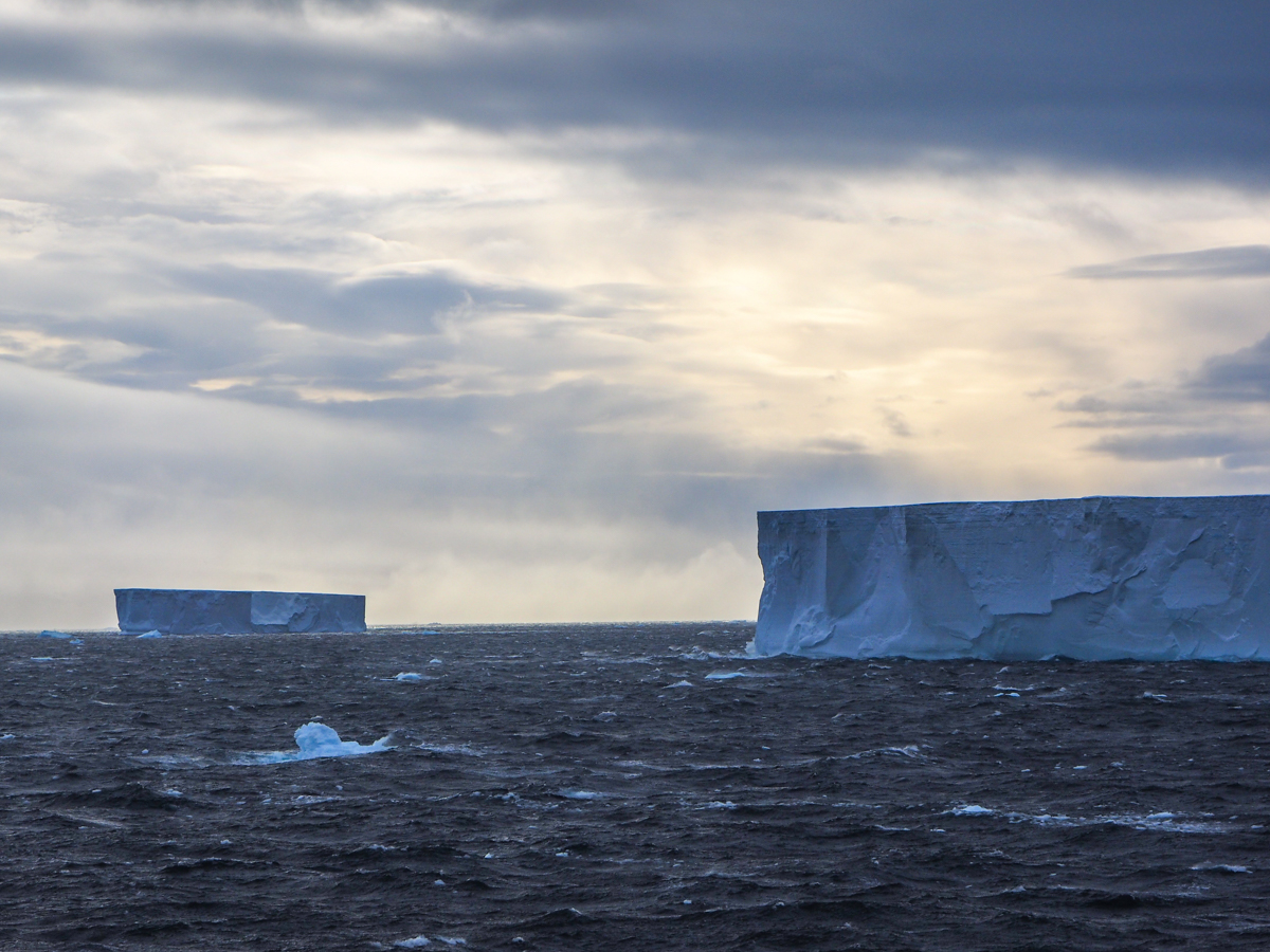 Antarctic-Sund