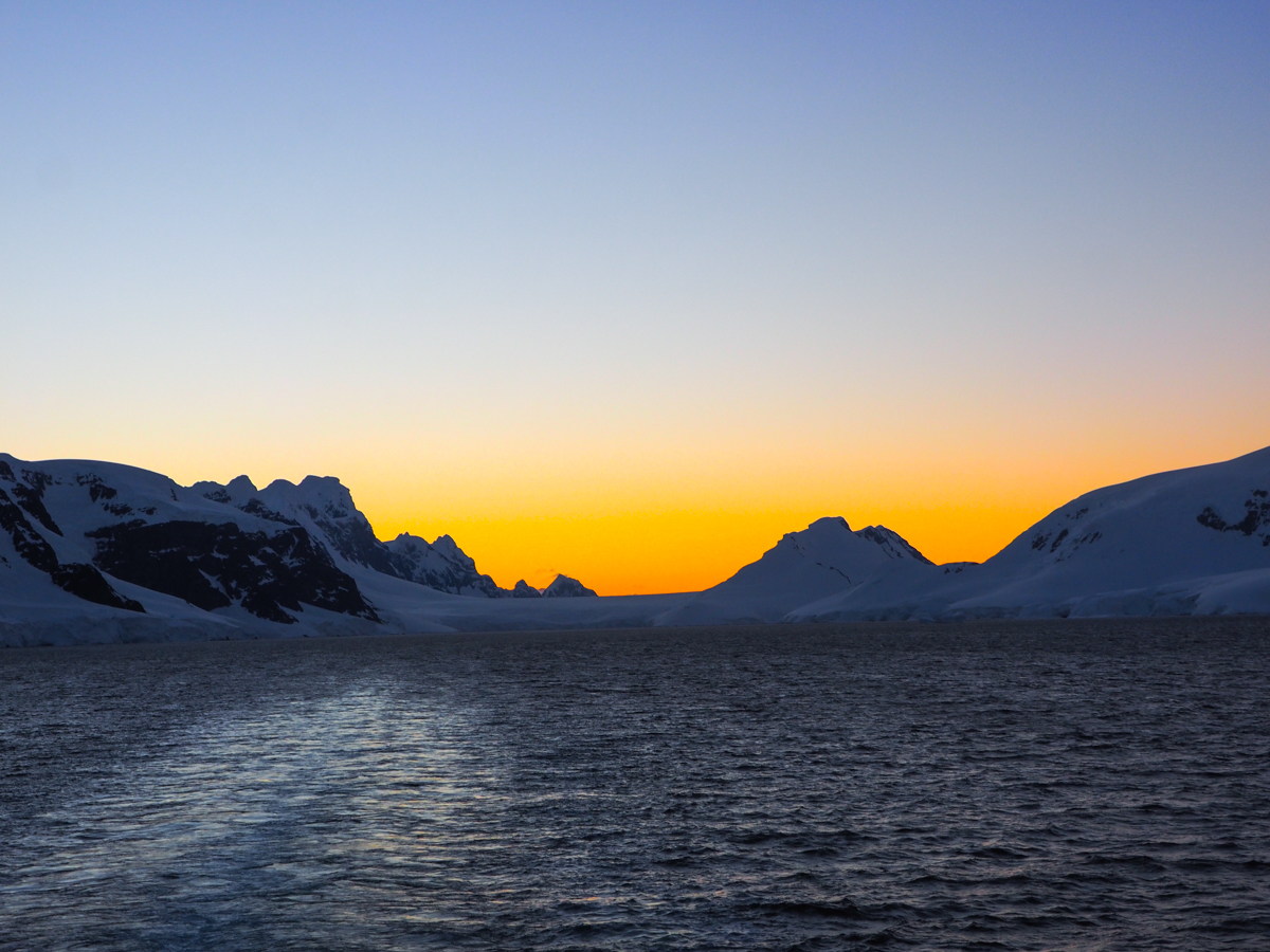 Neumayer-Kanal, Antarktis
