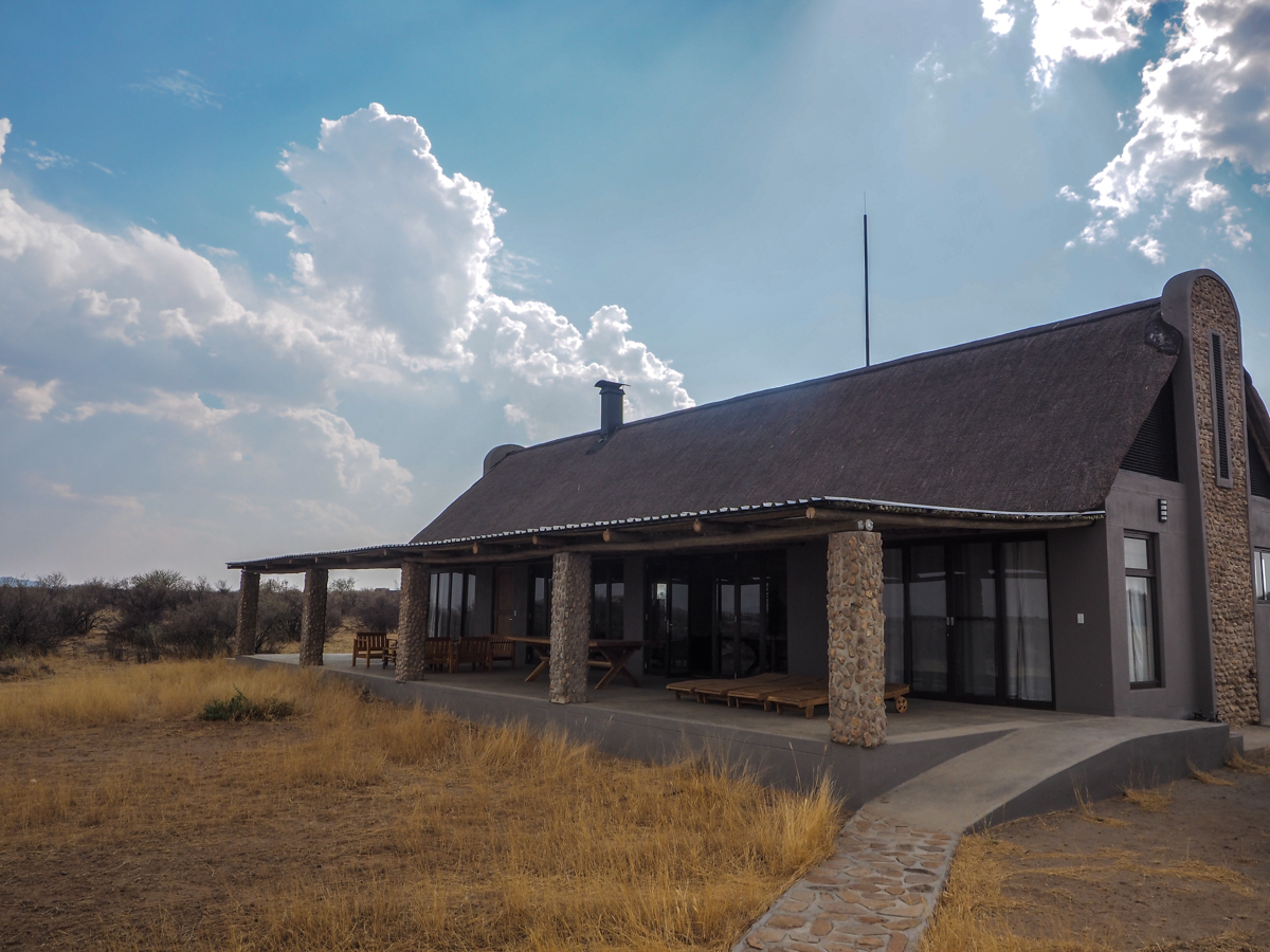 Naankuse Lodge Windhoek
