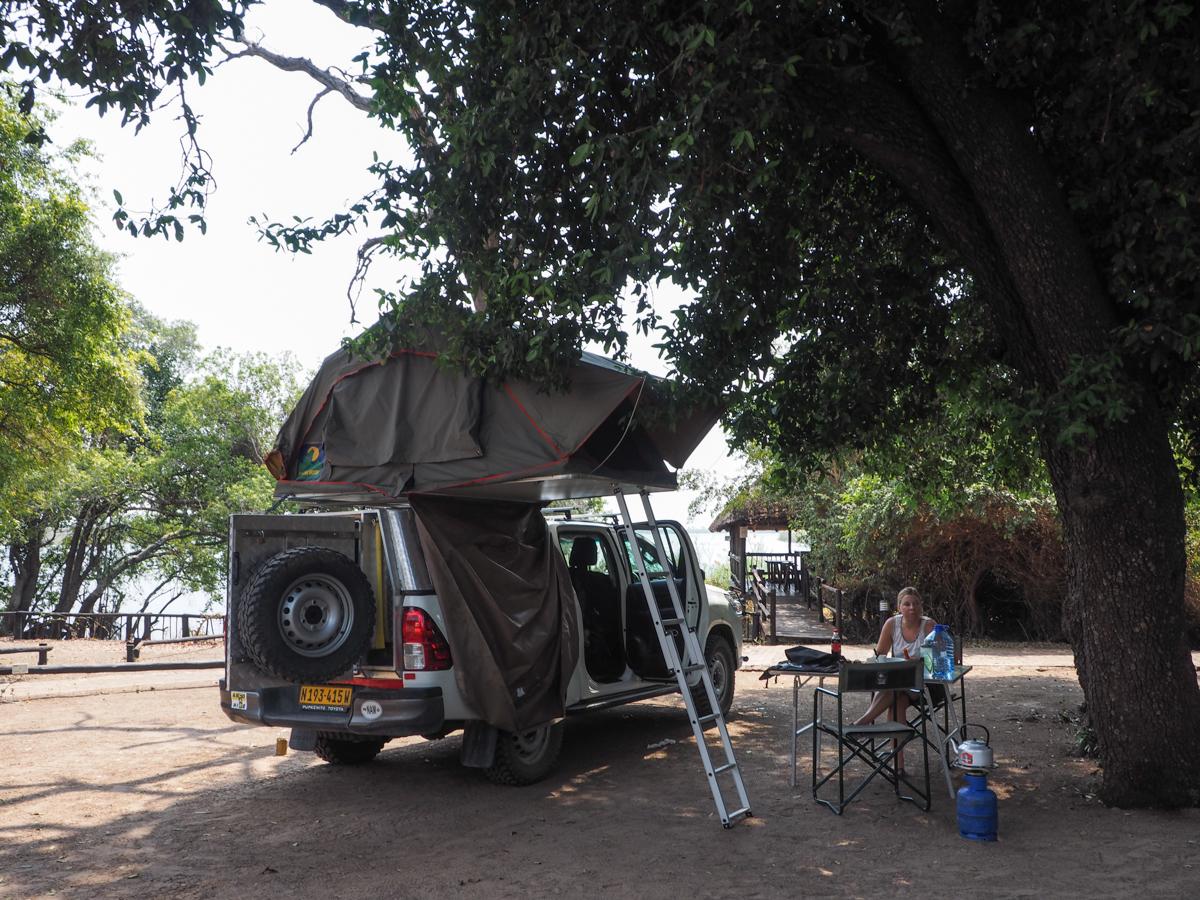 Botswana, Kasane