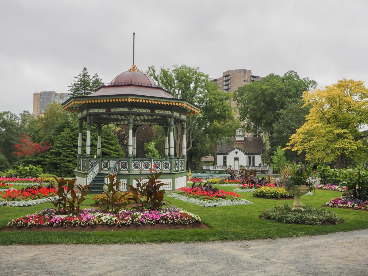 Halifax, Public Garden