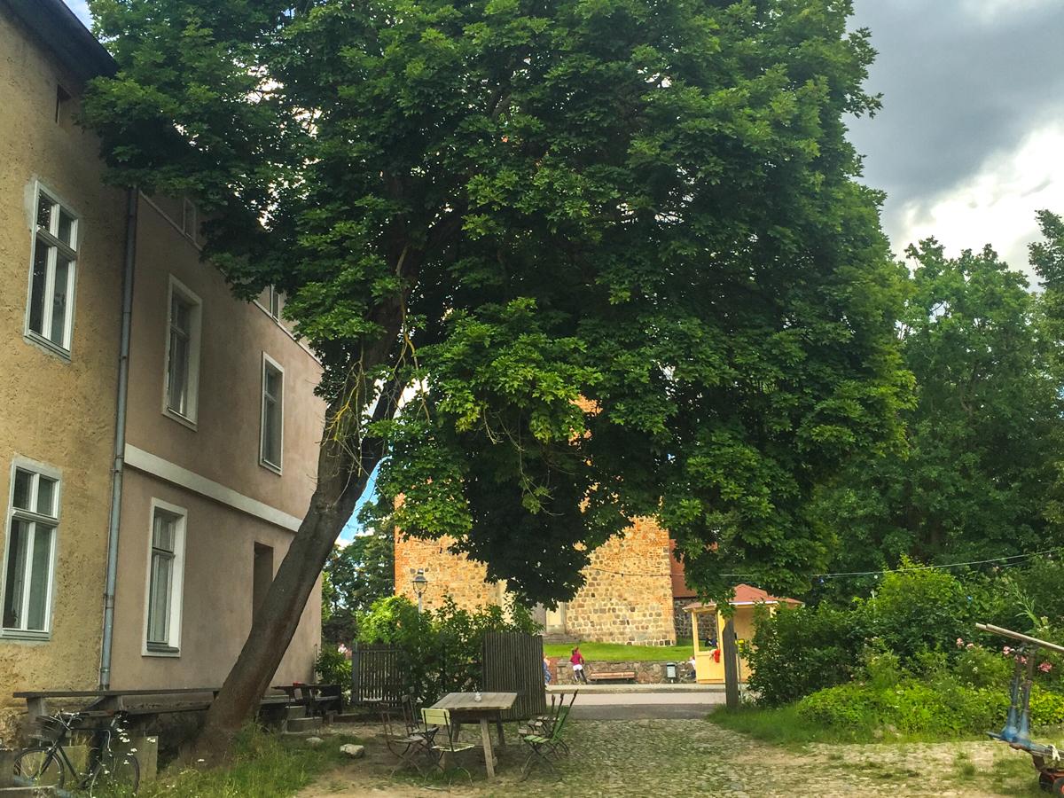 Brandenburg, Uckermark, Gerswalde