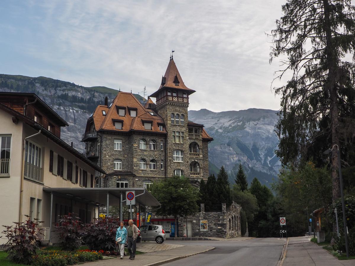 Flimser Waldhaus