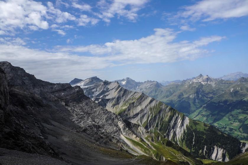 Segnaspass, Graubünden