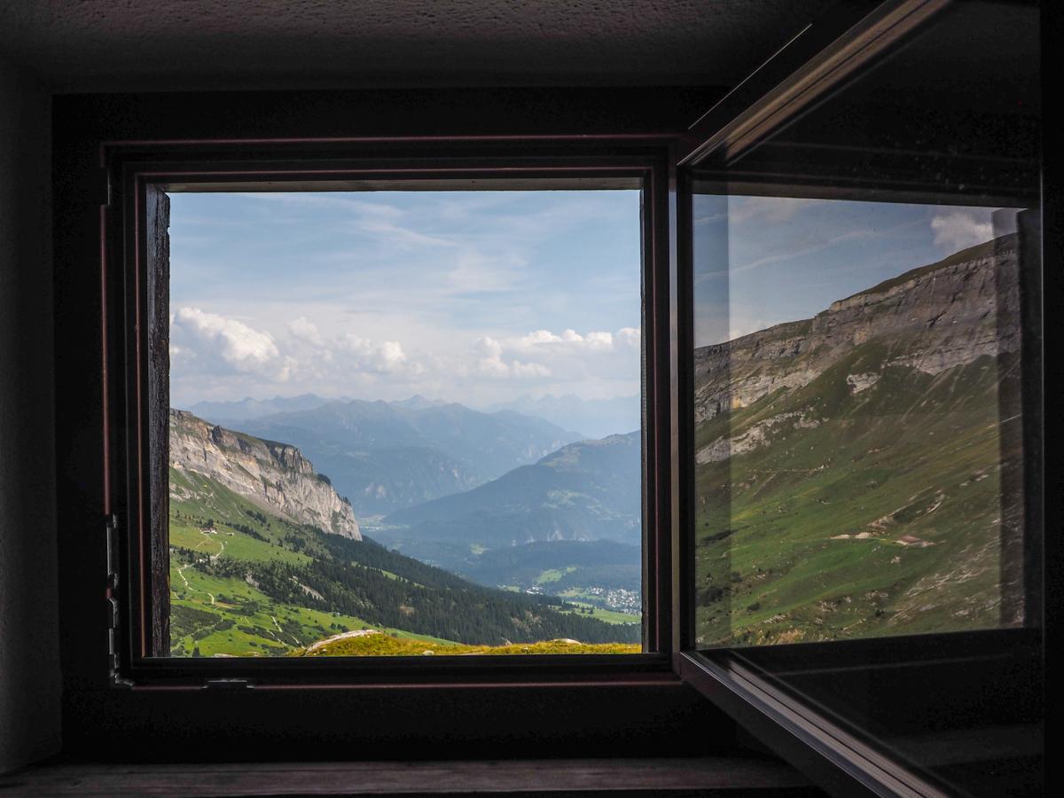 Segneshütte, Graubünden