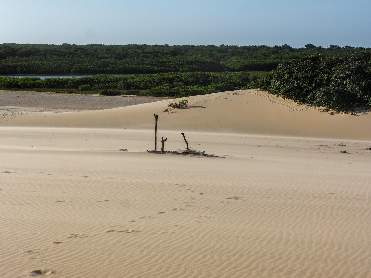 Atins, Brasilien