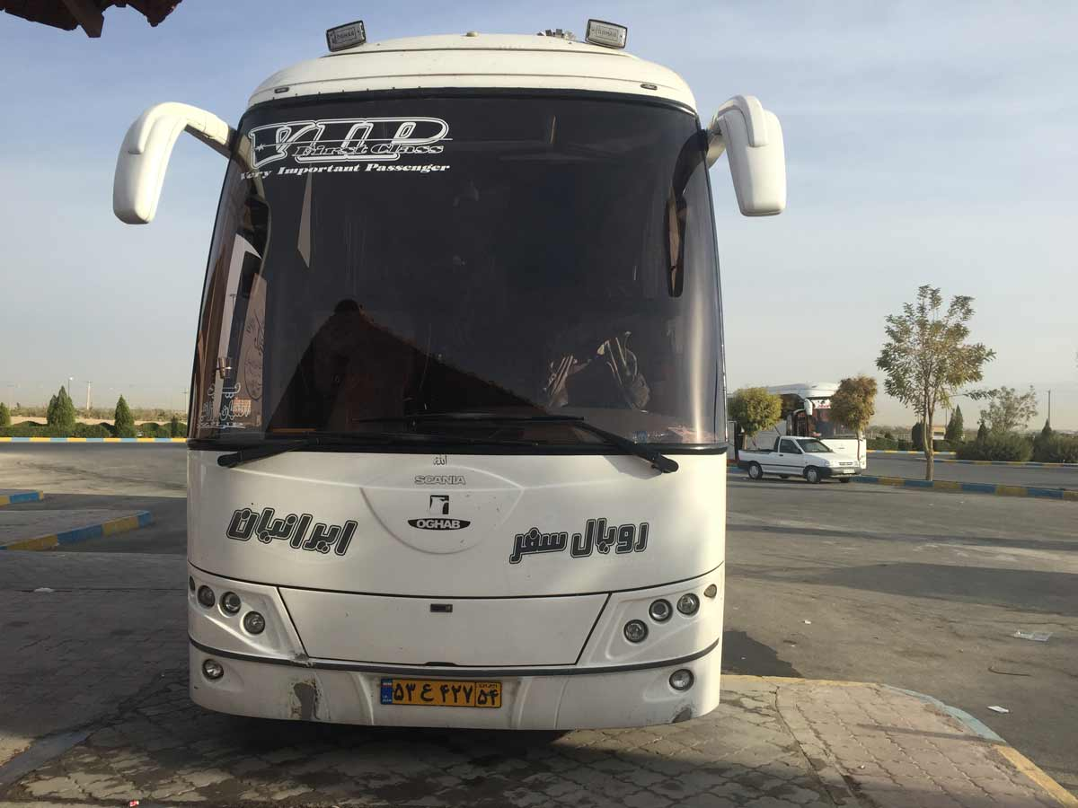 Iran-Bus
