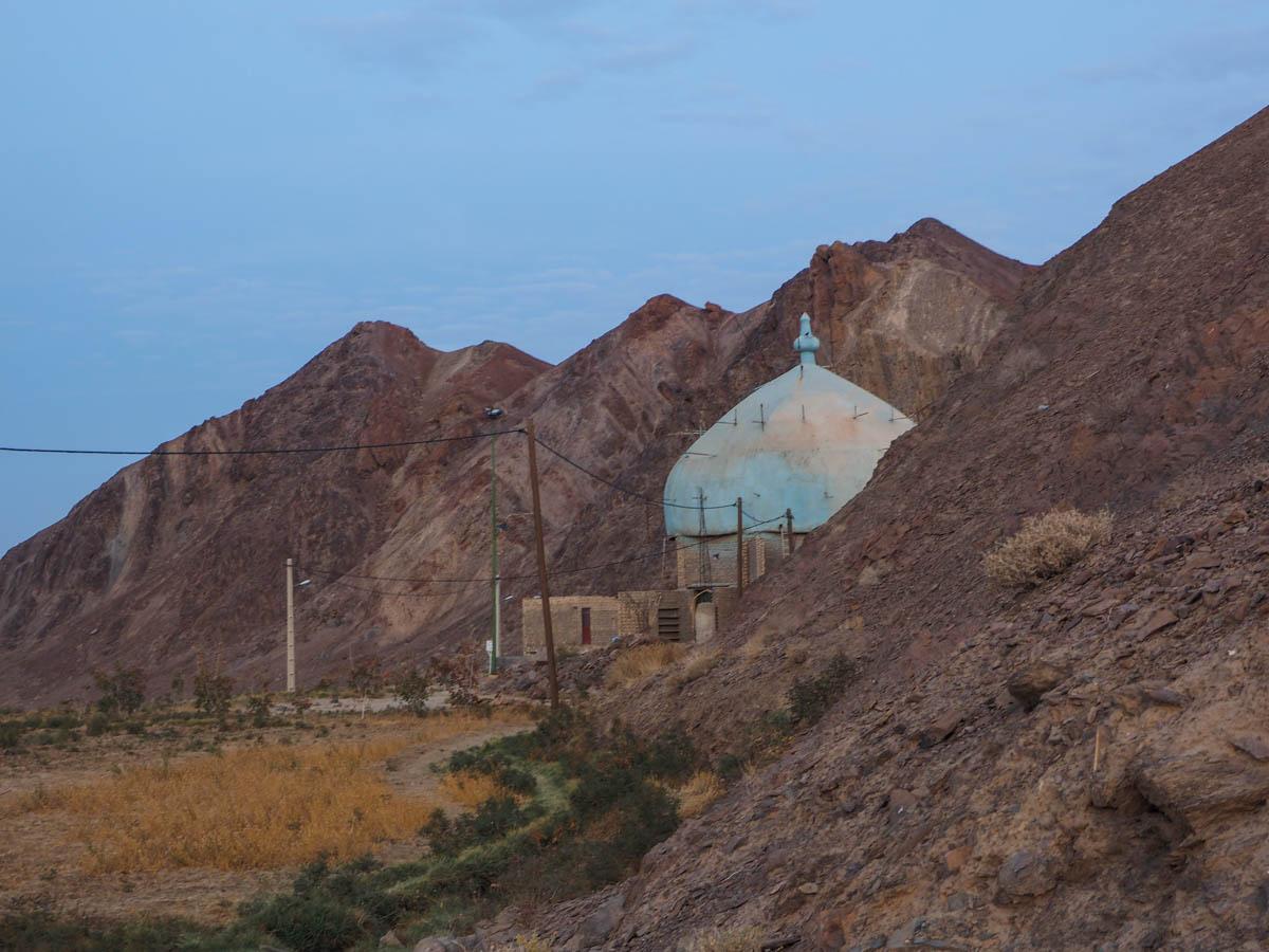 Iran, Kharanaq