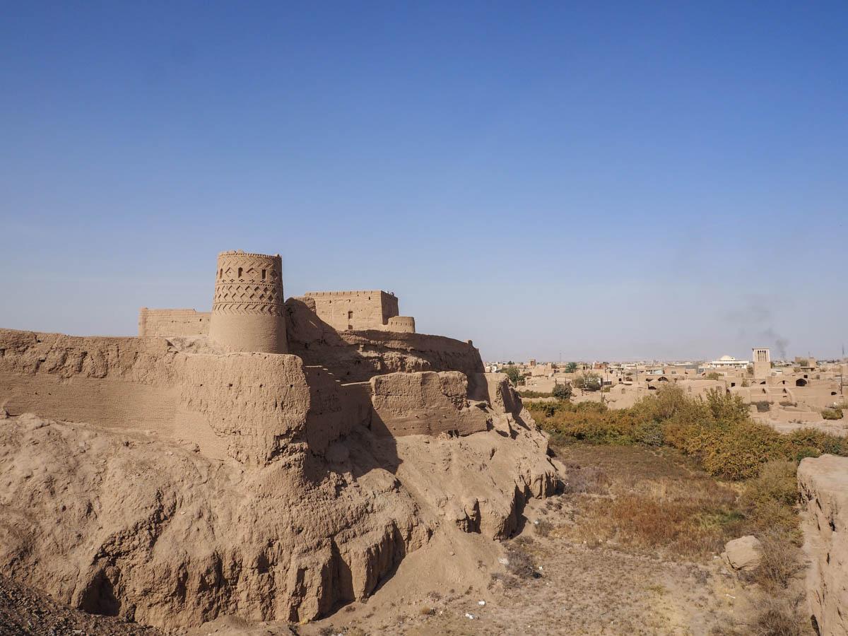 Iran, Meybod