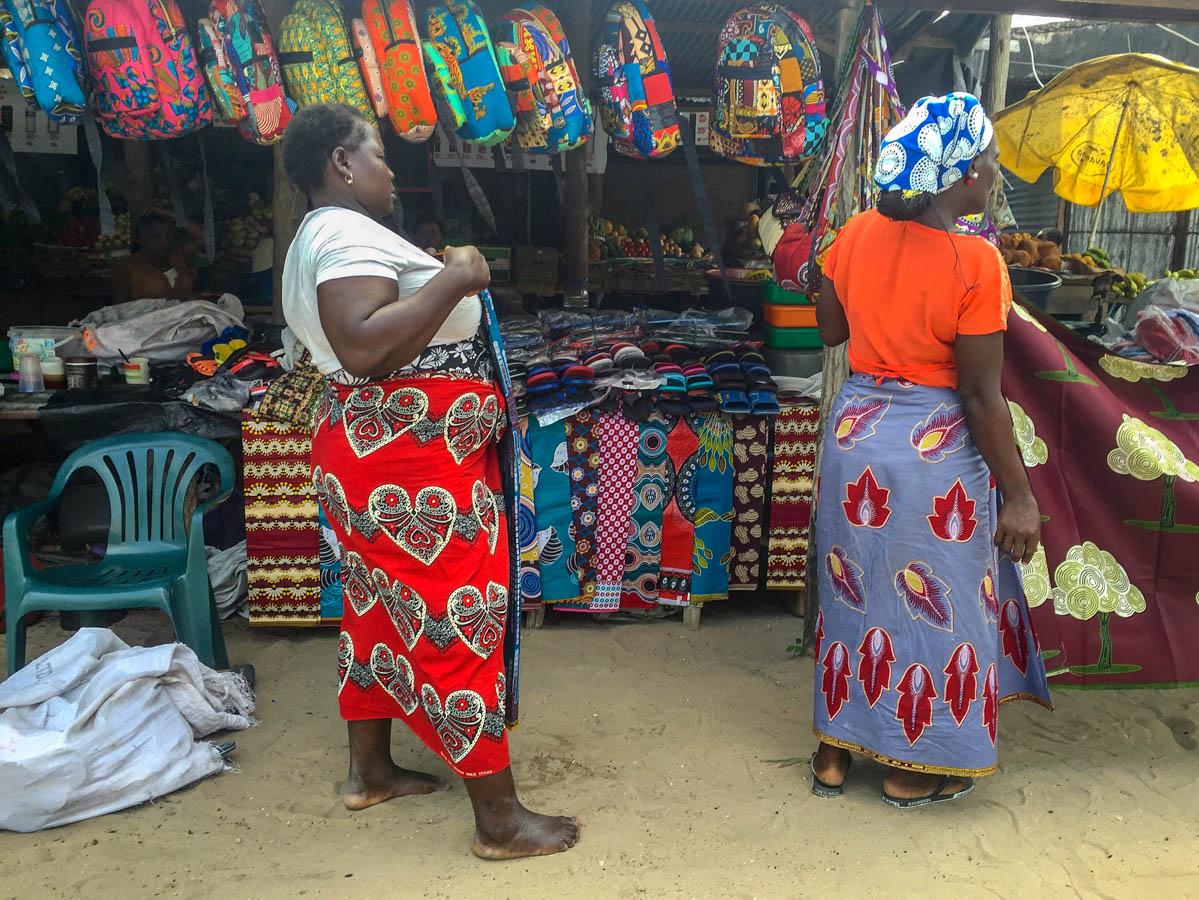 Mosambik, Tofo