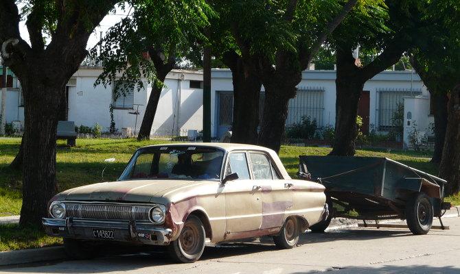 Auto on San Antonio