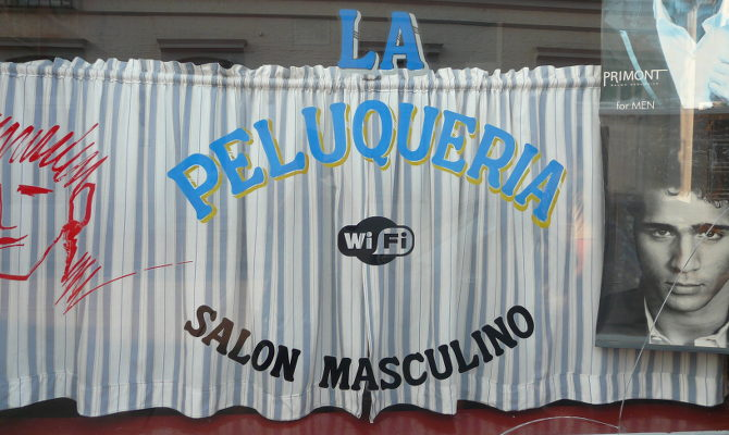Friseur für Männer