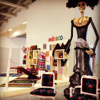 Diesjähriges Gastland: Mexico