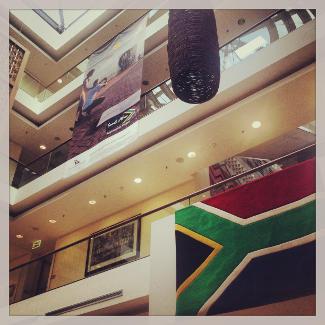 Zu Gast in der Südafrikanischen Botschaft