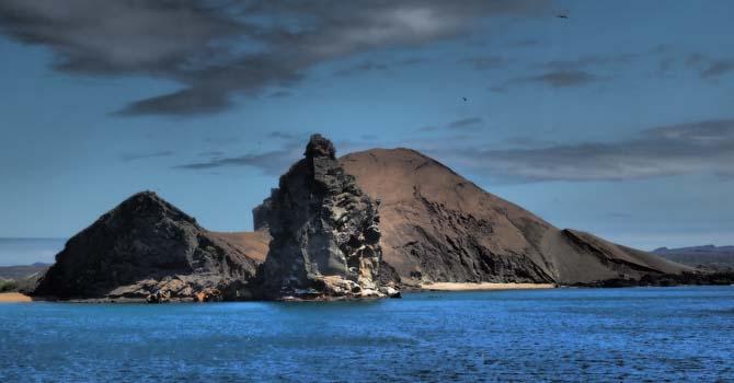 Bartolome – eine kleine unbewohnte Insel mit Superausblick
