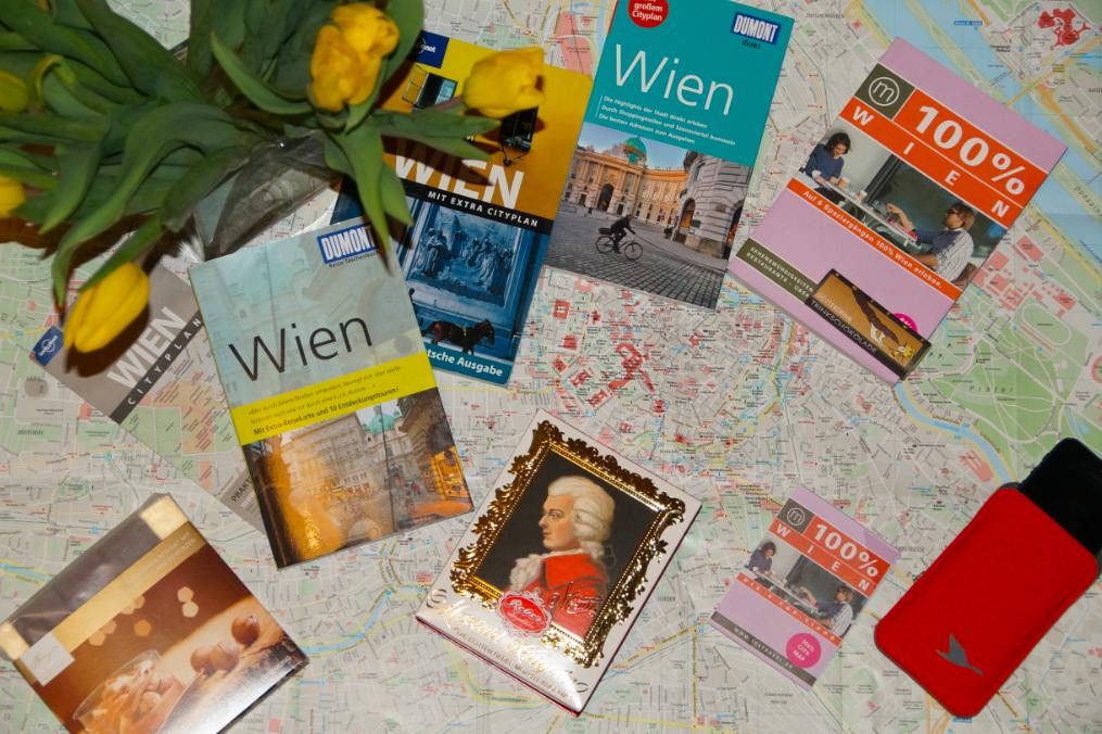 Reiseführer Wien