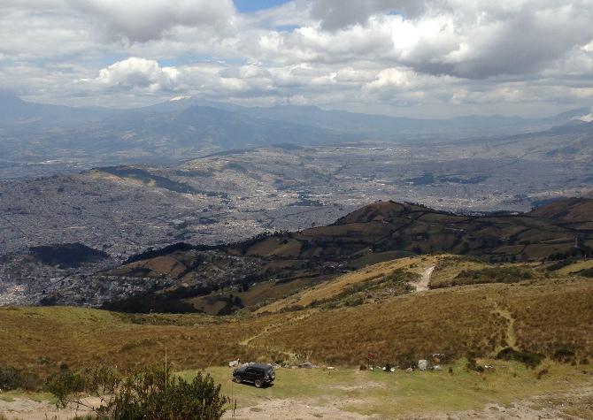 Anden bei Quito