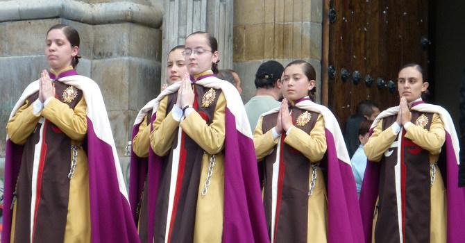 Vor der Catedral Primada