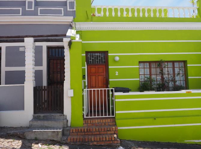 Kunterbuntes Bo-Kaap