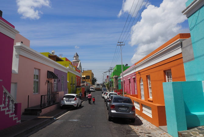 Kapstadts buntes Viertel Bo-Kaap