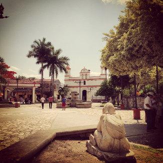 Copan Plaza