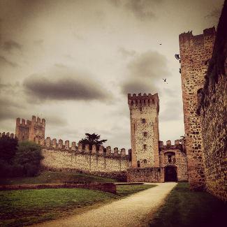 Festungsmauer von Este