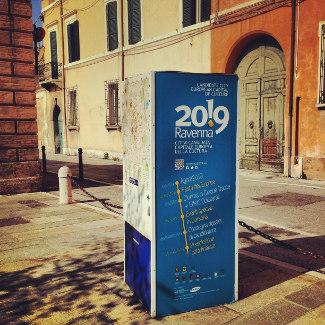 Ravenna für Europäische Kulturhauptstadt