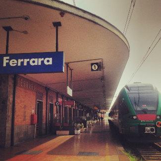 Bahnhof Ferrara