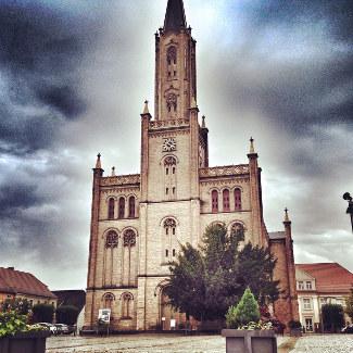 Fürstenberger Stadtkirche