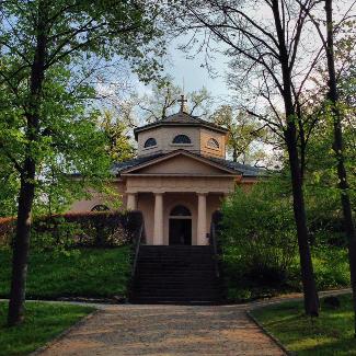 Alter Friedhof und Fürstengruft