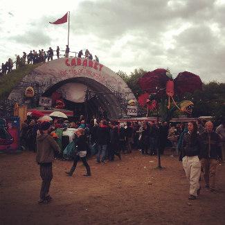 Bühne auf der Fusion, Festival Packliste