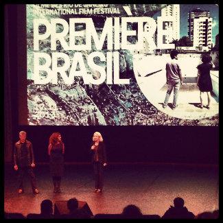 Premier Brasil mit Silvio Da-Rin