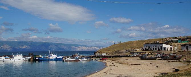 Hafen von Chuschir