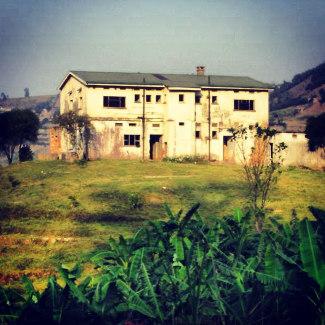 Das Haus am See von Idi Amin