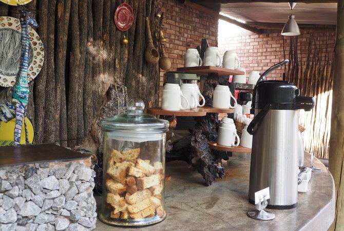 7/24-Kaffee- und Teestation