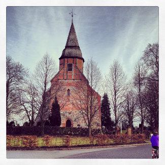 Kirche von Ankershagen