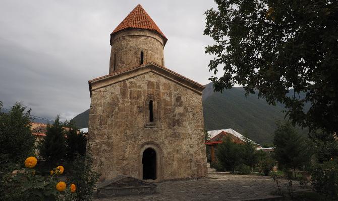 Kirche Saint Elisee