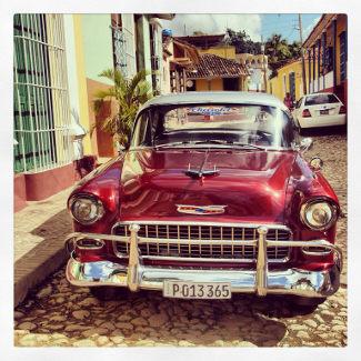 Kuba: Auto Nummer 5, Mietwagen Kuba