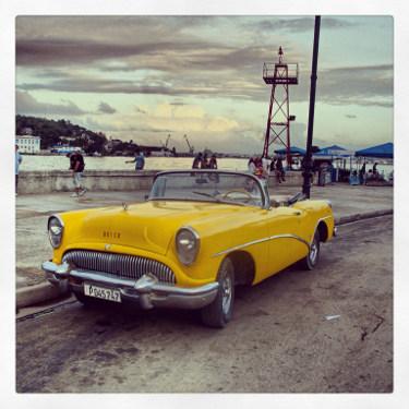 Kuba: Auto Nummer 10, Mietwagen Kuba