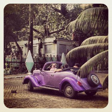 Kuba: Auto Nummer 17, Mietwagen Kuba