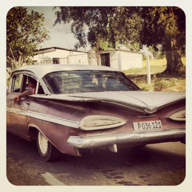 Kuba: Auto Nummer 15, Mietwagen Kuba