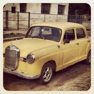Kuba: Auto Nummer 18, Mietwagen Kuba